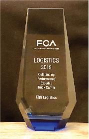 FCA award